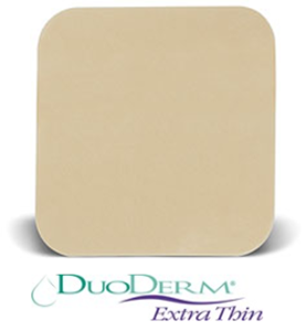 DuoDERM Extra Thin - Web page
