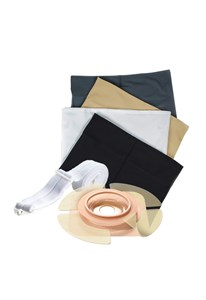 ostomy accessories landing page added security products